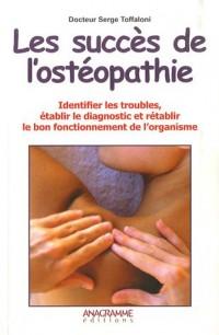 Les succès de l'ostéopathie