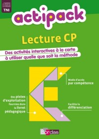 Actipack  Lecture CP CD 2011