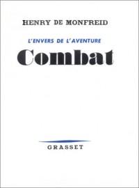 L'Envers de l'aventure : Combat (livre non massicoté)