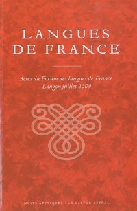Acte du Forum des langues de France