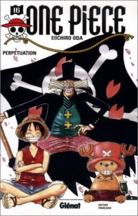 One Piece, Tome 16 : Perpétuation