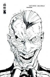 Batman : Mascarade Édition N&B 80 Ans - Dc Essentiels - T4