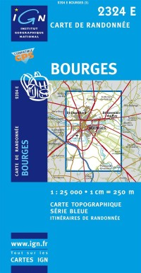 Bourges: IGN2324E