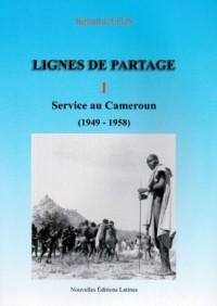 Ligne de Partage au Service du Cameroun