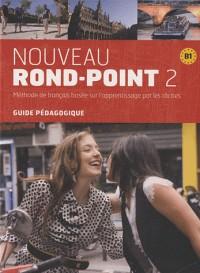 Nouveau Rond Point 2 Cdrom Livre du Professeur