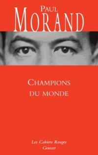Champions du monde: Cahiers rouges