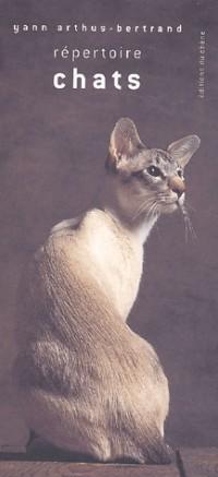 Répertoire chats