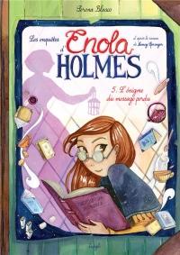 Les enquêtes d'Enola Holmes, Tome 5 :