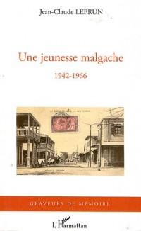 Une jeunesse malgache (1942-1966)