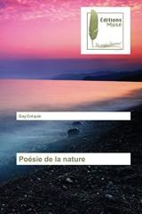 Poésie de la nature