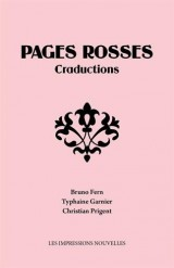 Pages rosses : craductions [Poche]