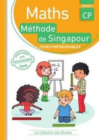 Mathématiques CP-Méthode de Singapour-Fiches photocopiables