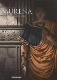 Murena, Tome 6 : Le sang des bêtes (1DVD)