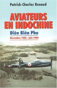 Aviateurs en Indochine