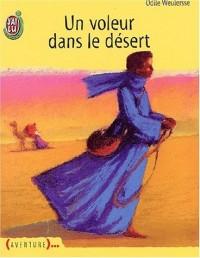 Un voleur dans le désert