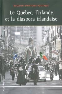 Quebec, Irlande et Diaspora Irlandaise