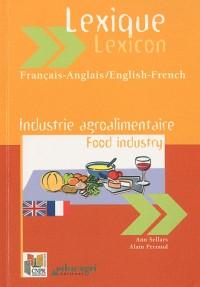 Lexique Anglais-Français Sur l'Industrie Agroalimentaire