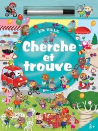 Cherche et Trouve Effacable/en Ville