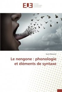 Le nengone : phonologie et éléments de syntaxe