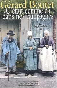 C'était comme ça dans nos campagnes, tome 4 : Les gagne-misère