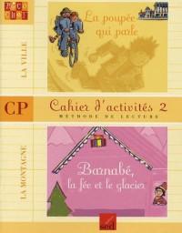 Cahier d'activité 2, CP : Méthode de lecture ( 5 exemplaires )