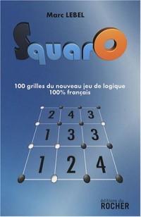 SquarO : Le nouveau jeu de logique français