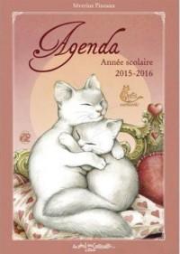 Agenda scolaire 2015-2016 Chats