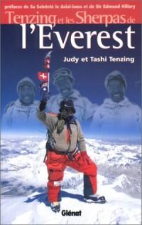 Tenzing et les sherpas de l'Everest