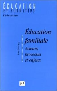 Education familiale