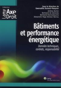 Batiments et Performance Energétique