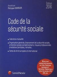 Code de la sécurité sociale