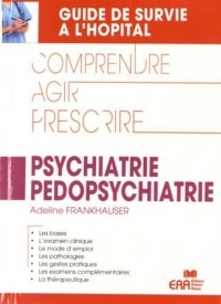 Psychiatrie, pédopsychiatrie
