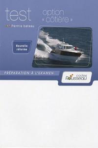 Test Permis bateau option : Préparation à l'examen