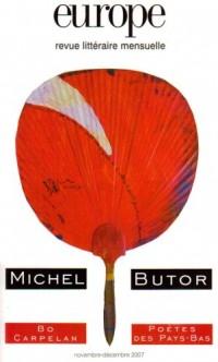 Europe, N° 943/944 : Michel Butor