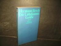 Die Unbekannte Grosse: Roman (Suhrkamp Taschenbuch 393) (German Edition)