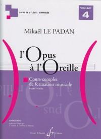 L'Opus a l'Oreille Volume 4
