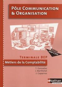Pôle communication et organisation Tle BEP comptabilité
