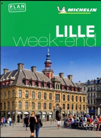 Guide Vert Weekend Lille Michelin