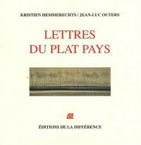 Lettres du plat pays : Edition bilingue français-néerlandais