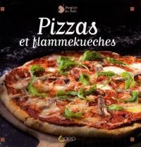 Pizzas et flammekueches en toute simplicité