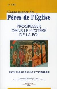Cpe 124 Sacrements Dans l'Eglise Ancienne, la Mystagogie