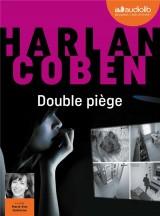 Double piège: Livre audio 1 CD MP3 [Livre audio]