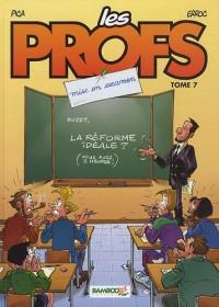 Les Profs, Tome 7 : Mise en examen : En cadeau Les 6 cartes de la famille Les Profs