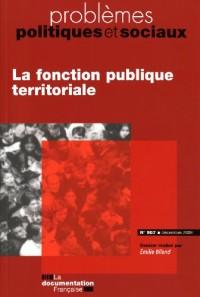 La fonction publique territoriale (n.967 Décembre 2009)
