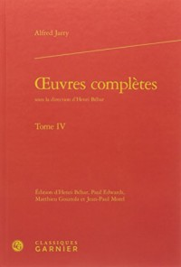 Oeuvres Completes. Tome IV