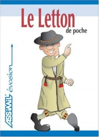 Le Letton de Poche ; Guide de conversation