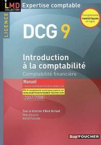 INTRODUCTION A LA COMPTABILITÉ  (Ancienne édition)