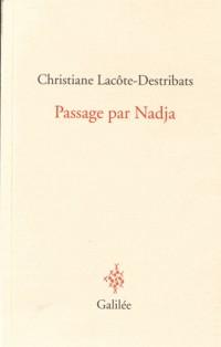 Passage par Nadja