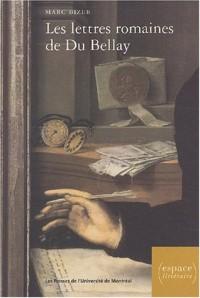 Les lettres romaines de Du Bellay : Les Regrets et la tradition épistolaire