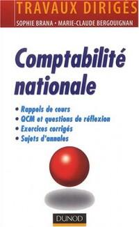 Comptabilité nationale : Travaux dirigés